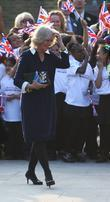 The Duchess Of Cornwall, Kate Middleton and Prince Charles