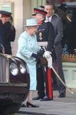 Queen Elizabeth II and Mason