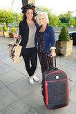 Layla Flaherty and Kerry Katona