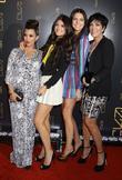 Kourtney Kardashian, Kendall Jenner, kris jenner, Kylie Jenner