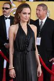 Angelina Jolie and Screen Actors Guild