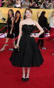 Emma Stone and Screen Actors Guild