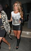Katie Price and Funky Buddha