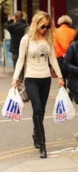 Sarah Harding and Tesco