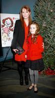 Julianne Moore and Liv Helen Freundlich
