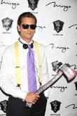 Scott Disick, American Psycho, Halloween Event, Nighclub, Mirage Hotel and Casino
