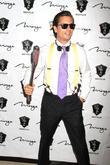 Scott Disick, American Psycho, Halloween Event, Nighclub, Mirage Hotel and Casino