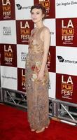 Keira Knightley and Los Angeles Film Festival
