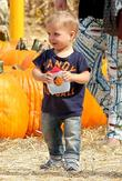 Arthur Saint Bleick at Mr. Bones Pumpkin Patch...