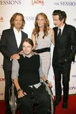 William H. Macy, Tobias Forrest, Helen Hunt and John Hawkes