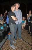 Gus Van Sant and Matthew Modine