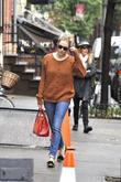Sienna Miller, West Village and Manhattan
