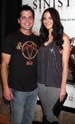Adam Green, Rileah Vanderbilt  attend the screening...