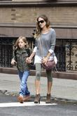 Sarah Jessica Parker, James Wilkie, West Village New York and City