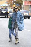 Sarah Jessica Parker, James Wilkie and West Village