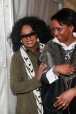 Diana Ross and Central Park