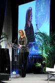 Arianna Huffington  keynote presentation at the Digital...