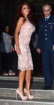 Amy Childs Smart Girls Fake It party held...