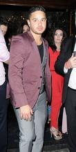 Adam Thomas The British Soap Awards 2012 afterparty...
