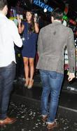 Brooke Vincent, Mark Wright, Cafe De Paris