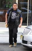 Cuba Gooding, Jr. Celebrities out and about in...