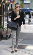 Rachel Taylor  Celebrities out and about in...