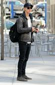 Austin Butler Celebrities out and about in Soho...