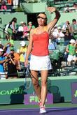 Maria Sharapova Sony Ericsson Open at the Crandon...