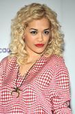 Rita Ora and Academy Awards