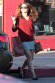Sophia Bush, Store, West Hollywood and Black Friday
