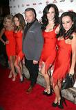 Mick Norcross, The Soviet Nuts Awards, Party, Aura and Mayfair