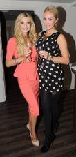 Aisleyne Horgan-Wallace and Nicola McLean