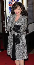 Joan Collins, Viva Forever, Piccadilly Theatre, London and England