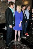 Denis Leary, Emma Stone And Andrew...
