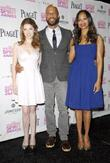 Anna Kendrick, Common and Zoe Saldana