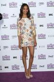 Zoe Saldana and Independent Spirit Awards