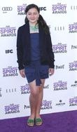 Amara Miller  27th Annual Independent Spirit Awards...