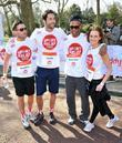 Tom Ellis, Kara Tointon and Romeo Dunn