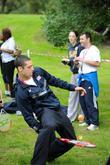Craig Kinsley (Javelin) Olympic Team USA take part...