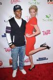 Victor Cruz and Kate Upton
