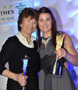 Maeve Kyle and Katie Taylor