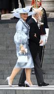 Princess Michael Of Kent and Prince William