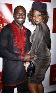 Tonya Pinkins  Broadway opening night of 'A...