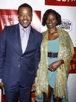 Russell Hornsby and his wife Denise Hornsby...