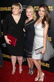 Rebel Wilson, Angela Kinsey and Sarah Hyland