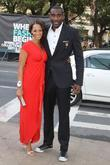 Amare Stoudemire, Alexis Welch 2012 Style Awards held...