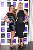 Michelle Heaton and Liz McClarnon