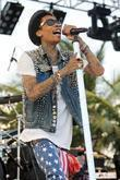 Wiz Khalifa performing at Sunfest West Palm Beach,...