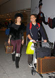 Tara Palmer-tomkinson, Heathrow Airport and Louis Vuitton