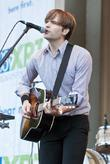 ben gibbard of death cab for cutie performing live